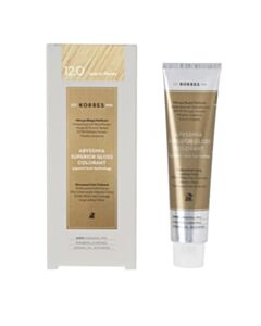 KORRES Abyssinia Superior Gloss Colorant 12.0 Special Blonde - 50ml