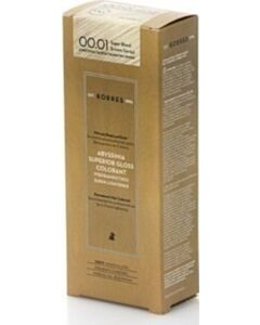 KORRES Abyssinia Superior gloss colorant 00.01 Υπερξανθιστικό - 50ml