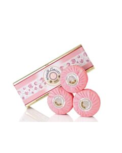 ROGER & GALLET Rose 3 Soap Coffret  3x100gr