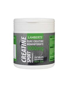 LAMBERTS CREATINE 1000mg 250tabs