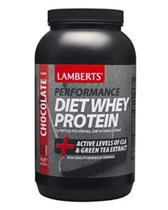 LAMBERTS DIET WHEY PROTEIN Chocolate 1000gr