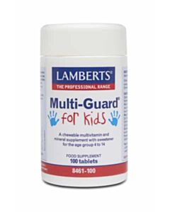 LAMBERTS Multi Guard for Kids (Play Fair) 100tabs