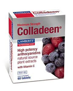 LAMBERTS Colladeen Maximum Strength 160mg 60tabs