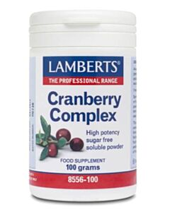 LAMBERS Cranberry Complex, Powder 100gr