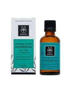 APIVITA MASSAGE OIL WITH EYCALYPTUS λάδι με ευκάλυπτο 50ml