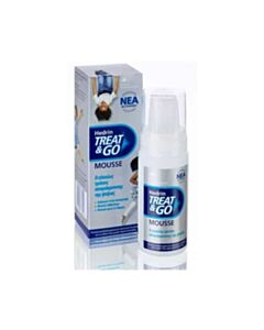 HEDRIN Treat & Go Mousse Αντιφθειρικό Mousse 100ml