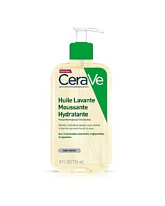 CERAVE Hydrating Foaming Cleansing Oil 473ml