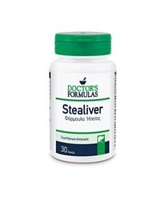 DOCTOR'S FORMULAS Stealiver Φόρμουλα Ήπατος, 30 Δισκία