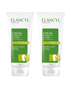 ELANCYL firming body cream 2 x 200ml