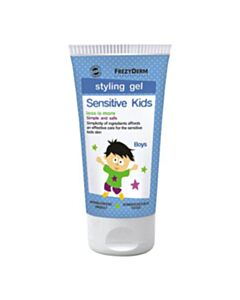 FREZYDERM sensitive kids hairstyling gel 100ml