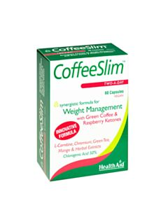 HEALTH AID COFFEE SLIM  60caps vegan