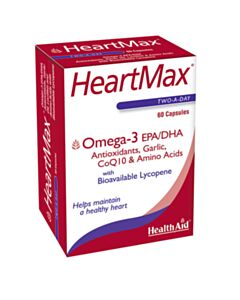 HEALTH AID HEARTMAX 60caps
