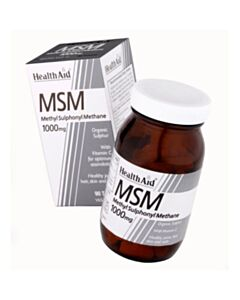 HEALTH AID MSM methane 90tabs