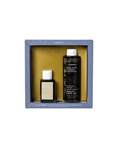 KORRES Ανδρικό Promo Black Pepper Cashmere Lemonwood Eau De Toilette 50ml & Showergel 250ml