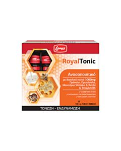 LANES royal tonic monodoses 10x11ml