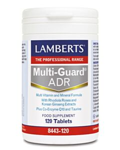 LAMBERTS Multi Guard Adr 120tabs   (New)