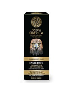 NATURA SIBERICA MEN Men Eye Contour Lifting Cream Eagle Look 30 ml