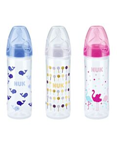 NUK New Classic PP silicon  250ml