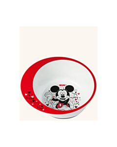 NUK Disney Mickey Bowl 6m+