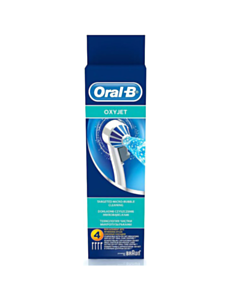 ORAL B NOZZLE SET OXYJET ανταλλακτικά 1X4