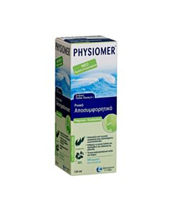 PHYSIOMER Hypertonic eycalyptus 135ml