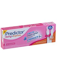 PREDICTOR early & express 2pcs