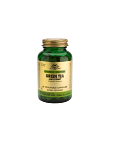 SOLGAR GREEN TEA LEAF EXTRACT 60caps v