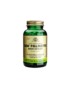 SOLGAR SAW PALMETTO BERRY EXTRACT 60caps v