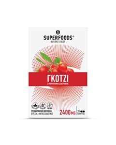 SUPERFOODS Γκότζι 30caps