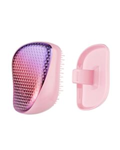TANGLE TEEZER Compact Styler Mermaid Pink / Peach