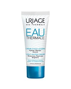 URIAGE eau thermale light water cr t 40ml