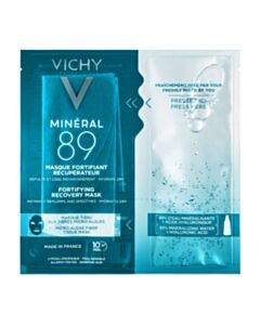 VICHY Mineral Fortifying Instant Recovery Mask, μάσκα Ενυδάτωσης 29gr